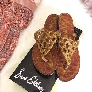 Sam Edelman Beaded Sandal